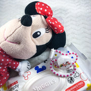 Little Mouse Set (Paci, Bottle, Bottle Cover, Wipes)