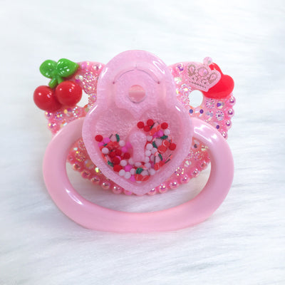 Cherry Love Lock Shaker PM Paci (Customizable Handle)