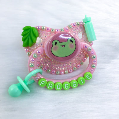 Froggie PM Paci (Custom Options Blank to Full Deco)