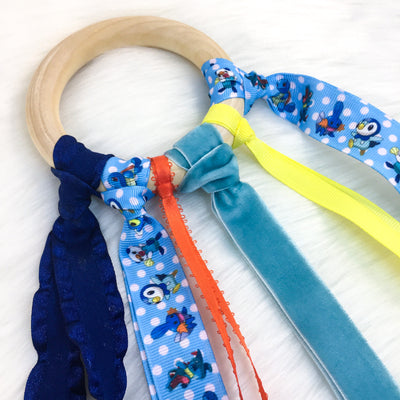 Water Type XL Ring Hand Kite/Teether