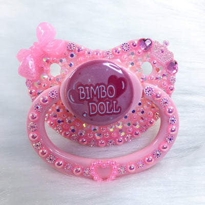 Bimbo Doll PM Paci (Custom Options Blank to Full Deco)