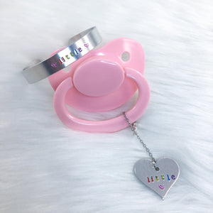 Little Confetti Bracelet, Paci Charm, or Set