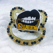 Queen Gold and Black HC Paci