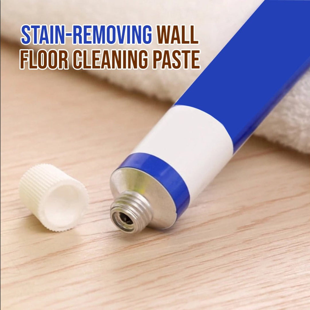 Stain-removing Wall Floor Cleaning Paste - IdealWiki