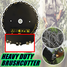 Heavy Duty Brushcutter - IdealWiki