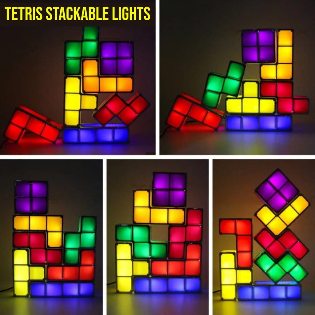 Tetris Stackable Lights - IdealWiki