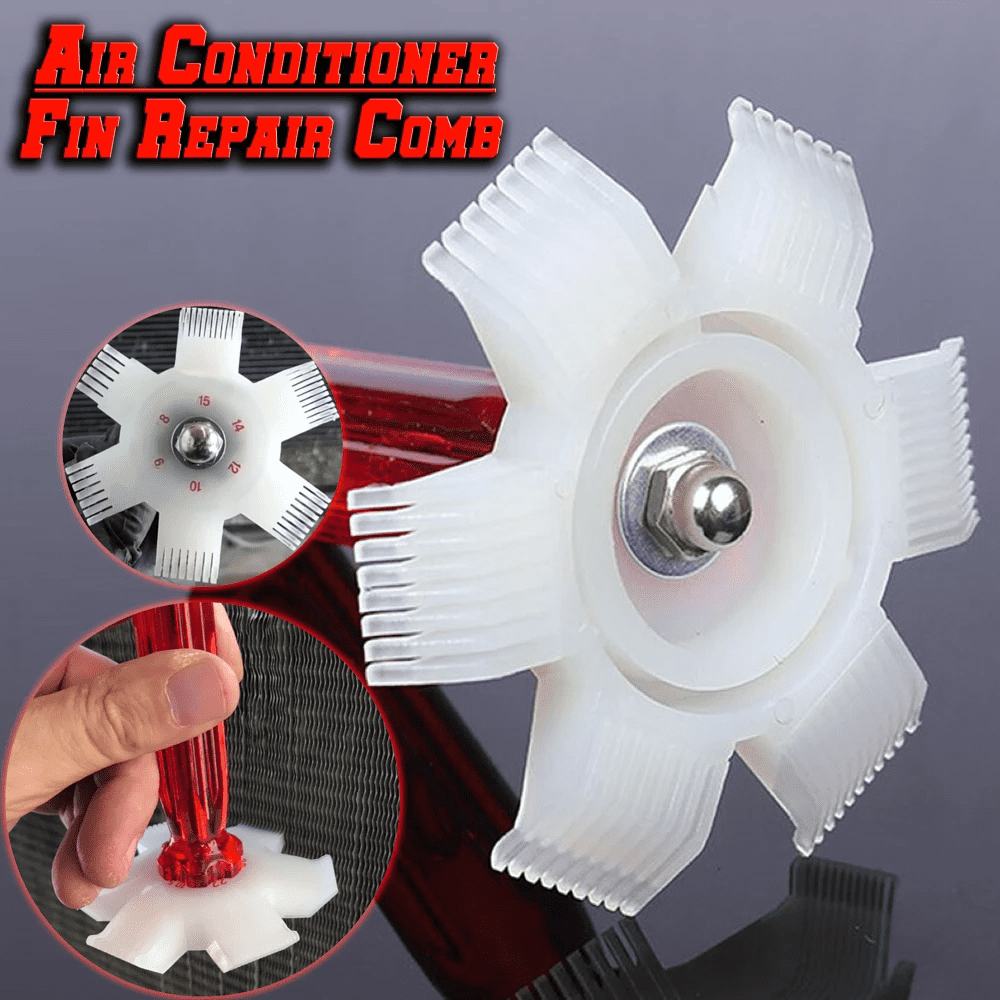 Air Conditioner Fin Repair Comb - IdealWiki