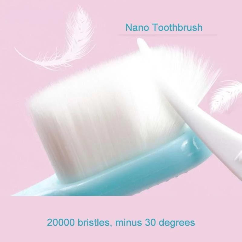 Superior Clean Micro-Nano Toothbrush - IdealWiki