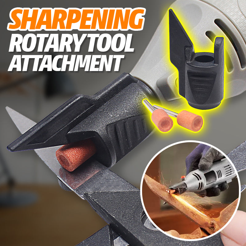Sharpening Rotary Tool Attachment