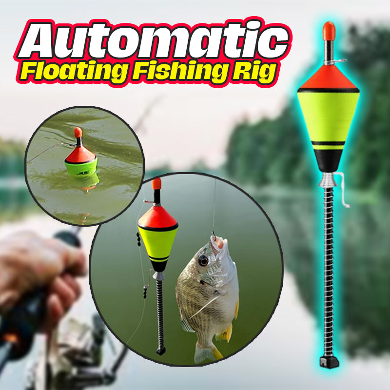 Automatic Floating Fishing Rig