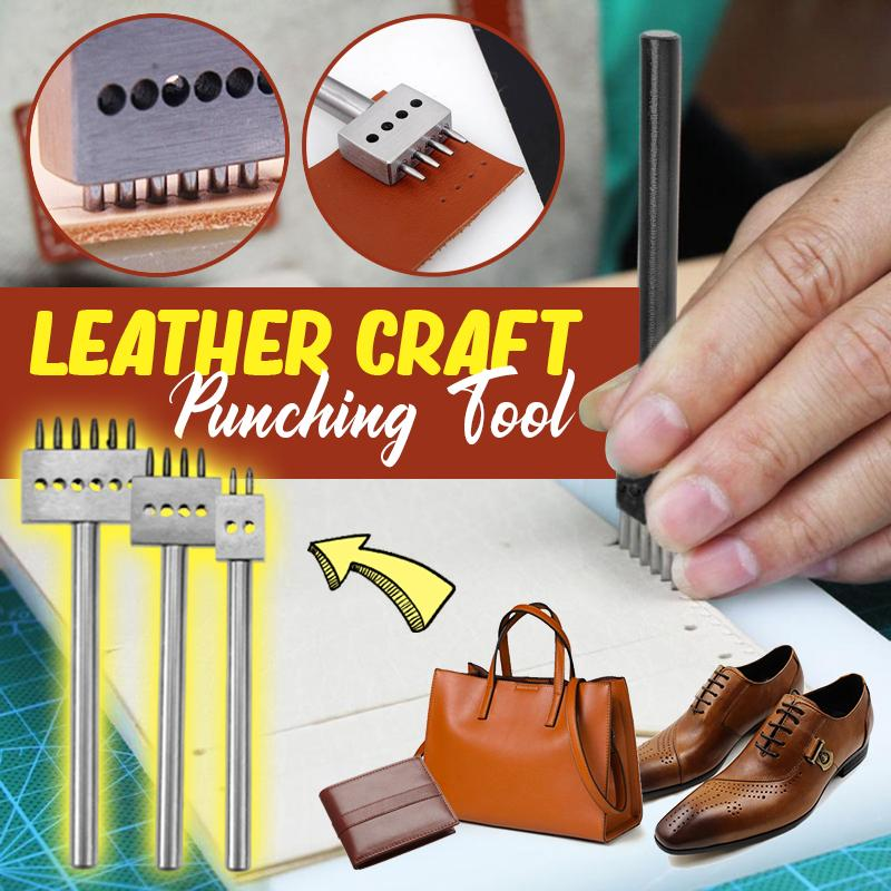 Leather Craft Punching Tool