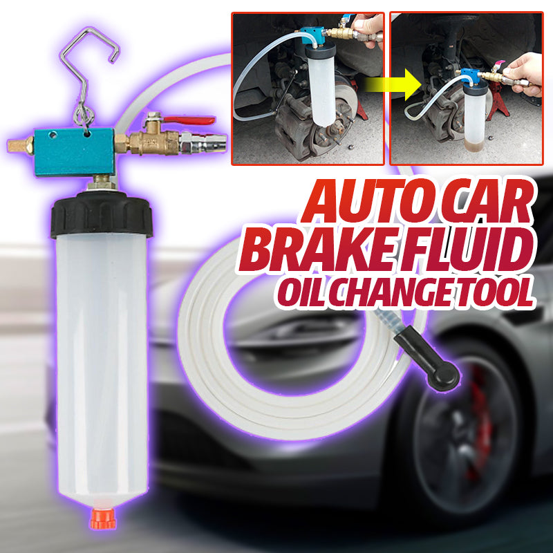 Auto Car Brake Fluid Oil Change Tool
