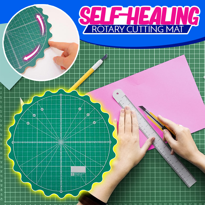 Self-Healing Rotary Cutting Mat