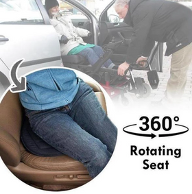360° ROTATING SEAT CUSHION 360seat™