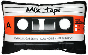 Cassette Tape Pillow