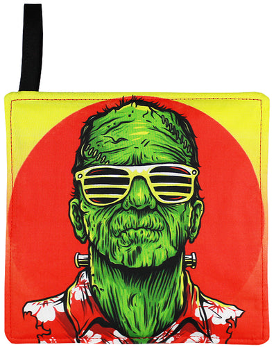 FrankenSummer Pot Holder