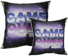 Load image into Gallery viewer, Game Over Pillow