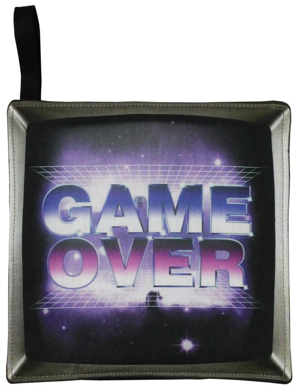 Game Over Pot Holder