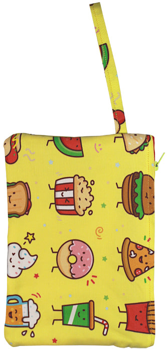 Junk Food Friends Wristlet
