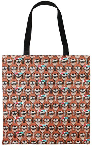 Movie Otters Tote Bag
