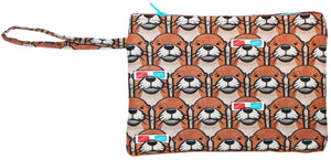 Movie Otters Wristlet