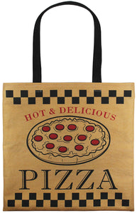 Pizza Box Tote Bag