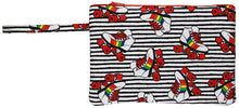 Load image into Gallery viewer, Rainbow Skates Wristlet