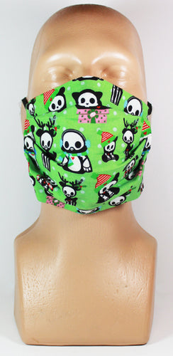 Skelanimals Face Mask