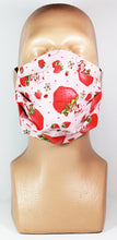 Load image into Gallery viewer, Strawberry Shortcake Face Mask