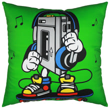 Load image into Gallery viewer, Music Man Pillow