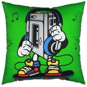 Music Man Pillow