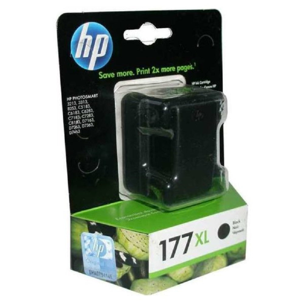 HP 177XL HIGH YIELD PHOTO BLACK ORIGINAL INK CARTRIDGE - C8719HE - CShop.co.za | Powered by Compuclinic Solutions