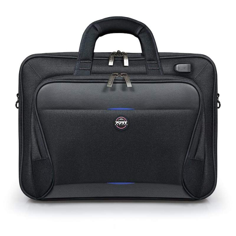 Port 6|Tablet compartment|Large front pocket for accessories 400506