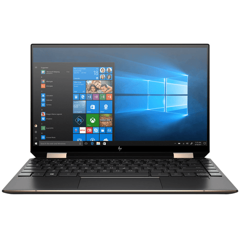 HP notebooks HP Spectre x360 i7 10th Gen 16GB 512GB SSD 13inch Win 10 Home - 187L6EA 187L6EA