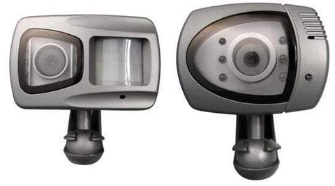 CShop.co.za | Powered by Compuclinic Solutions MICROMARK TWIN PROMO B&W CCTV SYSTEM MM80128