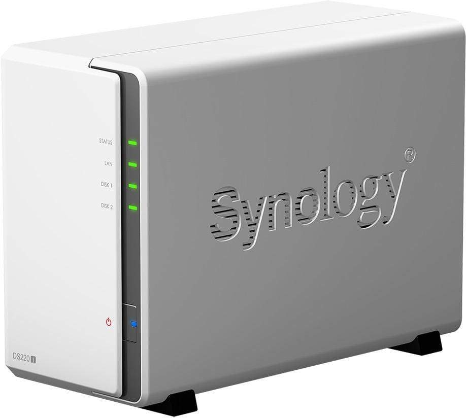 CShop.co.za | Powered by Compuclinic Solutions SYNOLOGY DS220J - 2 BAY SYN-DS220J