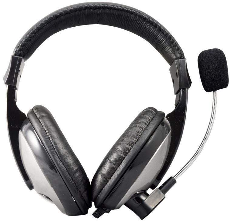 CShop.co.za | Powered by Compuclinic Solutions USB: HSET + MIC BLACK T-688-B