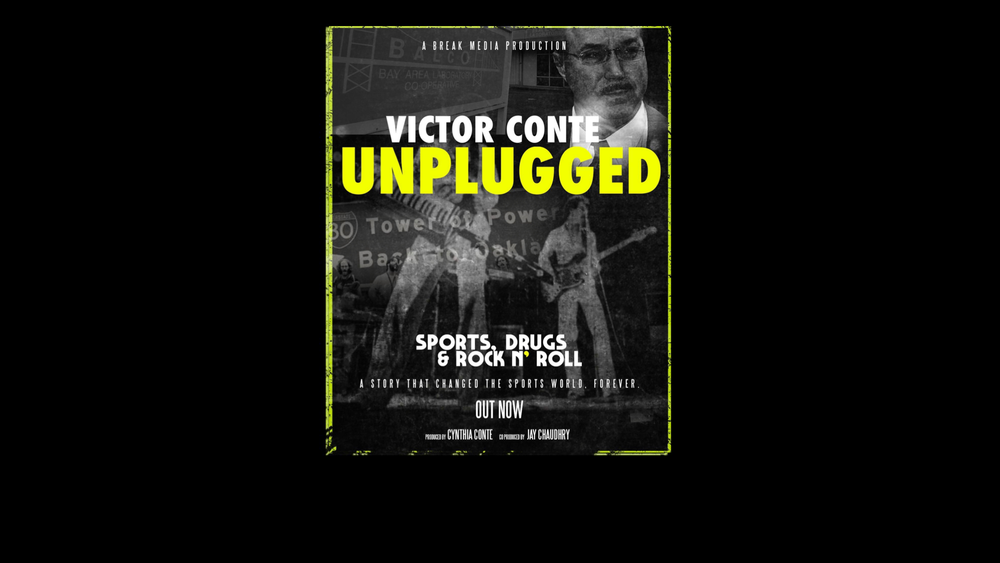 VICTOR CONTE UNPLUGGED: Sports, Drugs & Rock N' Roll Episode 9