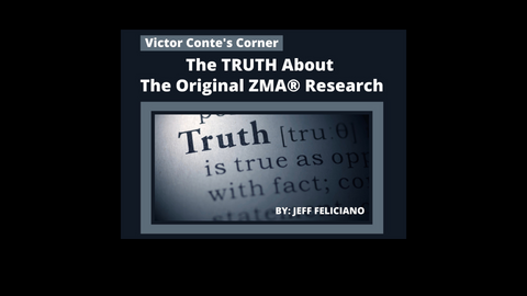The Truth about the Original ZMA® Research