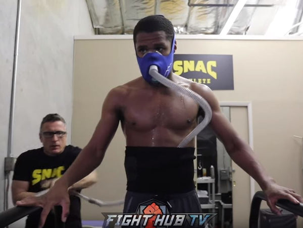 DEVIN HANEY TRAINING LIKE A SUPER SAIYAN - PUSHING IT TO THE MAX FOR RETURN FIGHT
