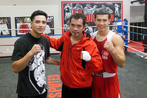 Donaire confident scientific training will aid his victory over Nishioka