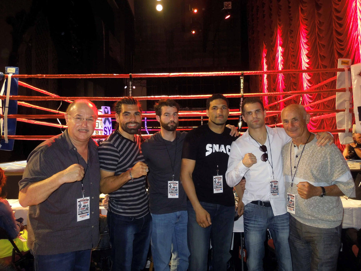 Fight Night at the Fox Theater June 1, 2013