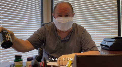 Victor Conte's Corner: The Creator of ZMA® Shares SNAC Team's Immune Support Stack