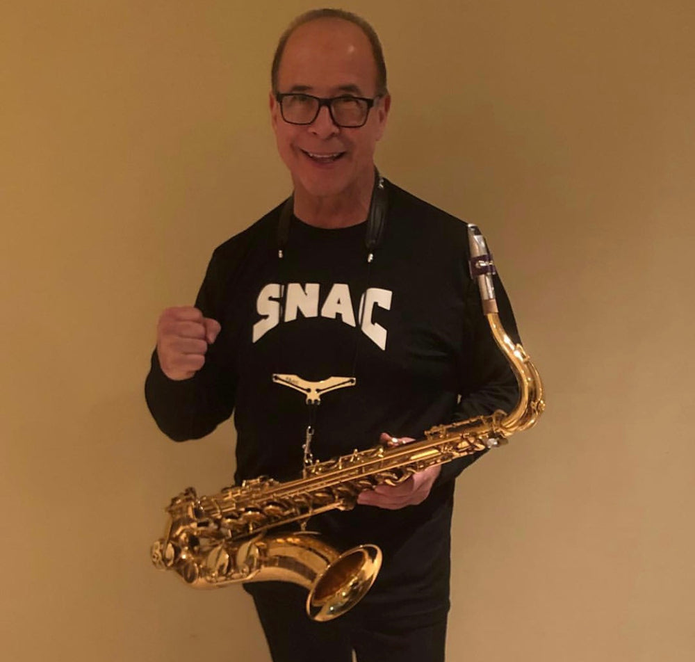 "Founder of Tower of Power, Saxophonist Emilio ""Mimi"" Castillo"