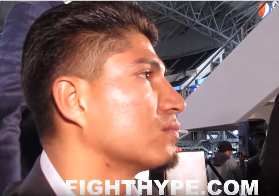MIKEY GARCIA REVEALS POWER INCREASE IMPRESSED; DOUBLES DOWN BETTER SKILLS THAN ERROL SPENCE