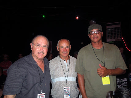 Victor Conte, Remi Korchemny & Virgil Hunter