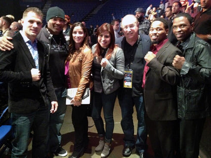 Ward Rodriguez Fight, November 18, 2013