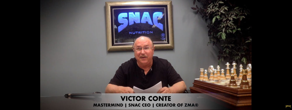 Victor Conte ZMA® Creator Presents Jeff Feliciano Article The TRUTH About The Original ZMA® Research