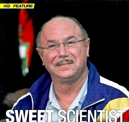 Victor Conte: Sweet Scientist