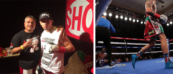 Ivan Redkach Knocks Out Yakubu Amidu on Showtime